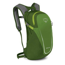 Osprey green backpack