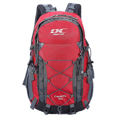 Diamond Candy Hiking Backpack Waterproof 40L
