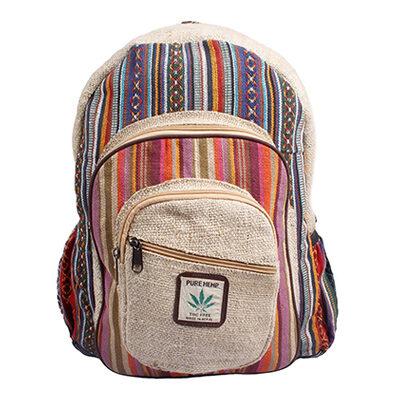 Maha Bodhi Hemp Backpack
