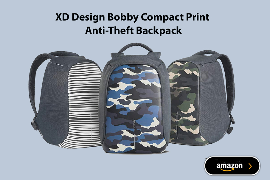 Bobby Compact Backpacks